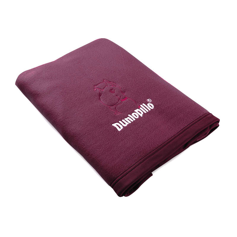 Selimut_Dunlopillo_Joy_Thermal_Blanket_Maroon_150_200
